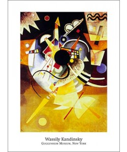 Wassily Kandinsky, One center