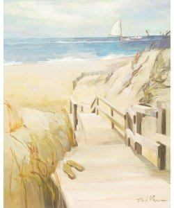 Marilyn Hageman, Coastal Escape