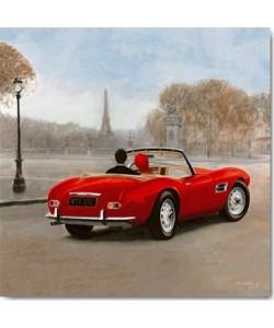 Marco Fabiano, A Ride in Paris III