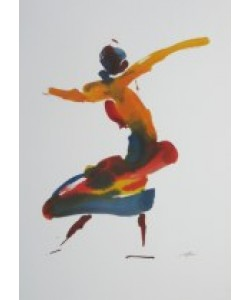 Wilhelm Gorré, Dancer 2