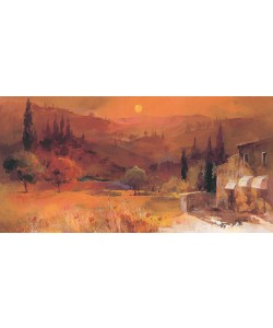 Willem Haenraets, Romantic Tuscany II