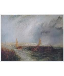William Turner, Ostende (Kupfertiefdruck)