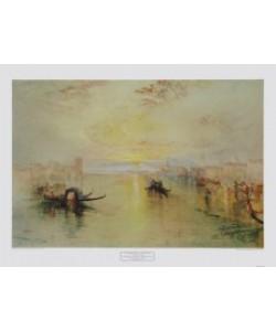 William Turner, Venedig, San Benedetto