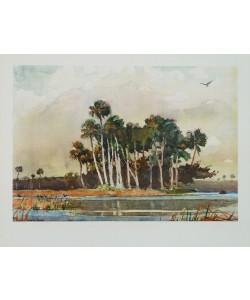 Winslow Homer, Baumgruppe
