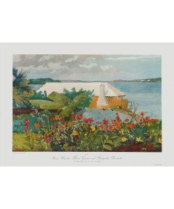 Winslow Homer, Bungalow Bermuda