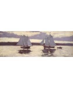 Winslow Homer, Segelboote, 1884