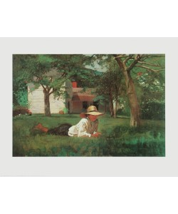 Winslow Homer, The Nooning