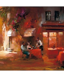 Willem Haenraets, Dinner for two III