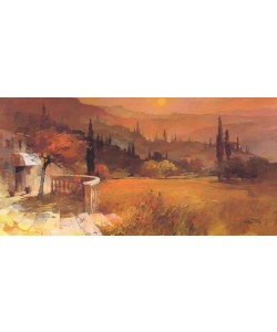 Willem Haenraets, Romantic Tuscany I
