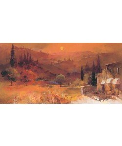Willem Haenraets, Romantic Tuscany II