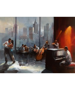 Willem Haenraets, Room with a View I