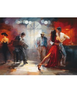 Willem Haenraets, Tango