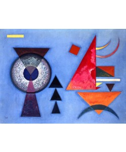 Wassily Kandinsky, Weiches Hart