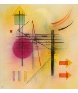 Wassily Kandinsky, Vibrierend. 1928