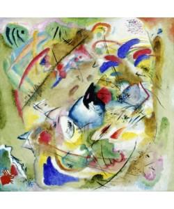 Wassily Kandinsky, Träumerische Improvisation, 1913
