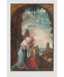 Wolf Huber, Begegnung Joachims mit Anna