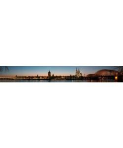Wolfgang Weber, Panorama Sonnenuntergang