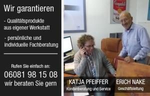 Wir Garantieren Eigenanfertigung Mit Deutscher Qualität